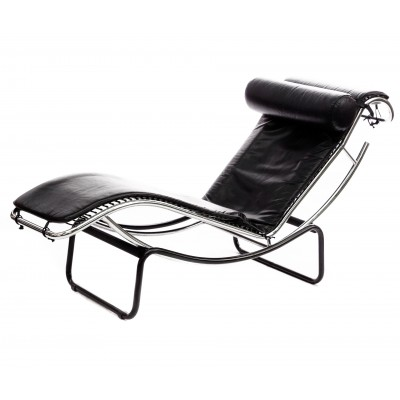Chaise Lounge. Proj. Le Corbusier