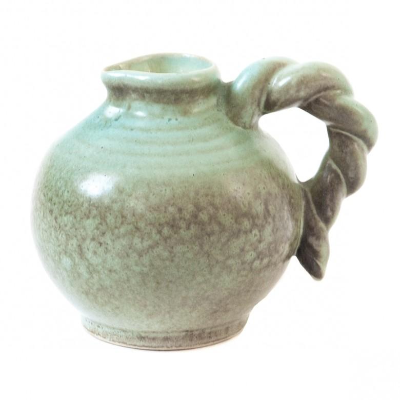 Naczynie Dekoracyjne Ceramika Artystyczna Niemcy Zachodnie Lata