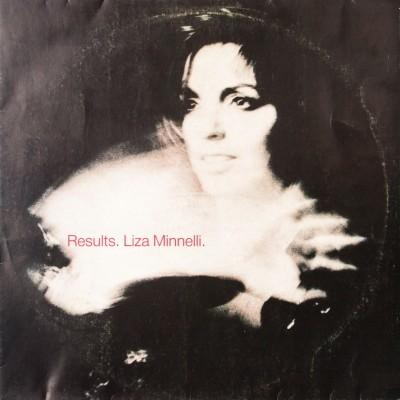 """Album Lizy Minelli pt. """"Results"""". Płyta winylowa. Wydanie polskie.  Polska, lata 90. XX wieku (oryginał: USA, 1989 rok)."""