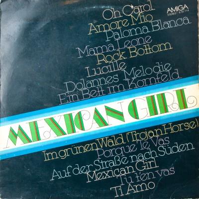 """Album """"Mexican Girl"""". Płyta winylowa. Niemcy, 1979 rok."""