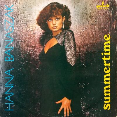 """Album Hanny Banaszak """"Summertime"""". Płyta winylowa. Polska, 1980r."""
