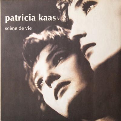 "Album Patrici Kaas pt. ""Scene de vie"".  Płyta winylowa. Francja, 1990r."