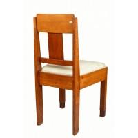 Projektowane krzesła w stylu art deco, Polska, lata 30. XX wieku,