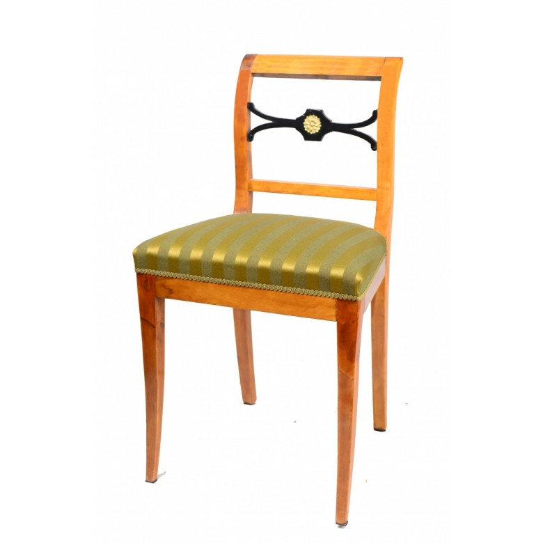 Krzesła w stylu biedermeier. Polska po 1810 r. J