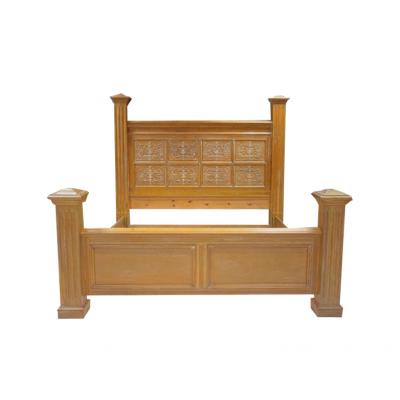 Unikatowy komplet do sypialny w stylu amerykańskiej rezydencji USA. Drexel Heritage. II poł. XX w.