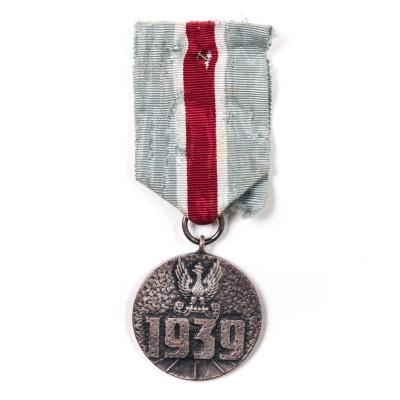 Medal Za udział w wojnie obronnej 1939. Lata 80. XX w.