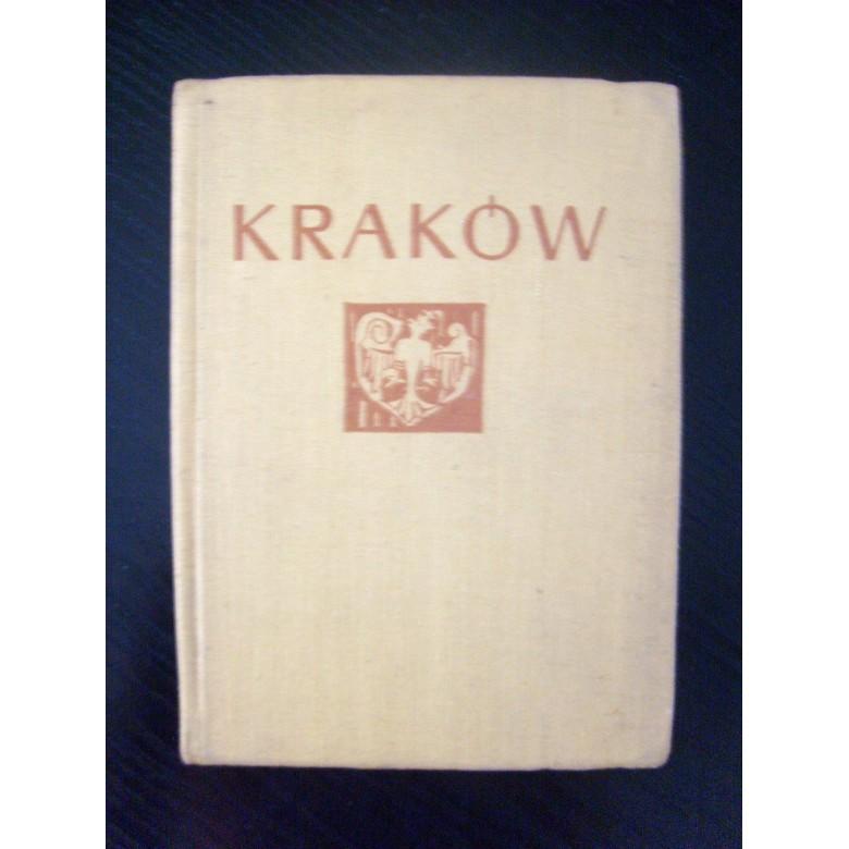 Przewodnik po Krakowie autorstwa J. Garlickiego, J. Kossowskiego i L. Ludwikowskiego, pt. Kraków. Przewodnik. Polska Warszawa 1967 r.